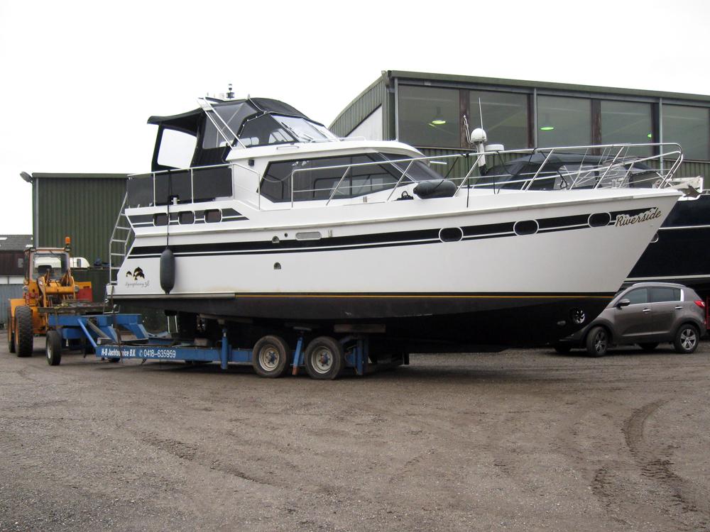 Hoe verleng ik mijn boot?
